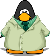 Beaker Costume from a Player Card