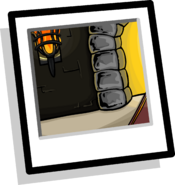 Castle Hallway Background clothing icon ID 9025