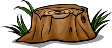 Tree Stump sprite 001