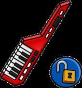 Keytar icon ID 15017