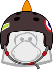 Spiked Skateboard Helmet