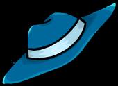 BlueFeltHat