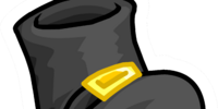 Boot Pin