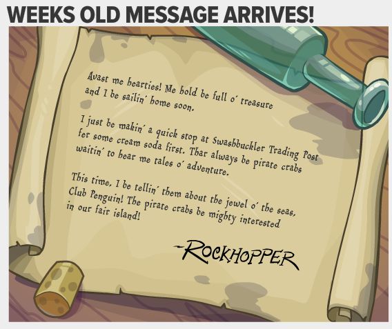 File:Club Penguin Times Issue 437 Rockhopper letter.png