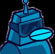Message Sprites- Snow Bot