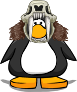 Saber Toothed Helmet PC