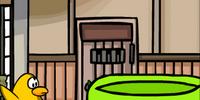 Lime Green Dojo Clean
