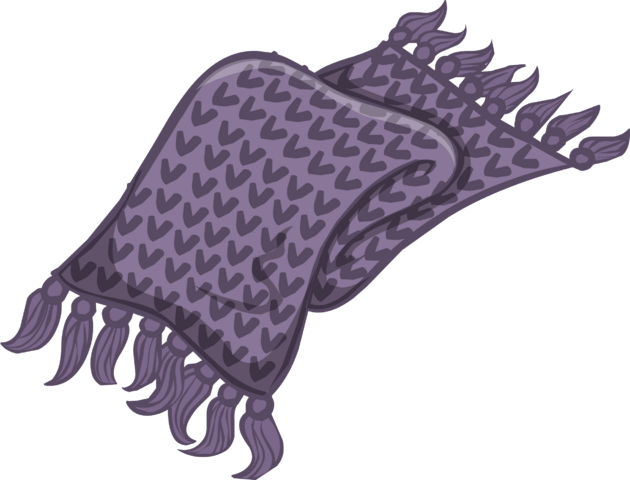 File:Lavender Knit Scarf icon.png