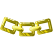 Decal Gold Chain icon