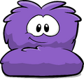 Fuzzy Purple Couch sprite 002