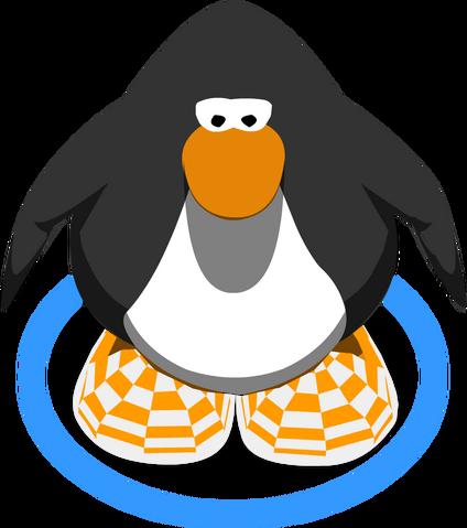 File:Orange Checkered Shoes ingame.PNG