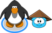 Puffle Hat The Master Hat ID 98 in game
