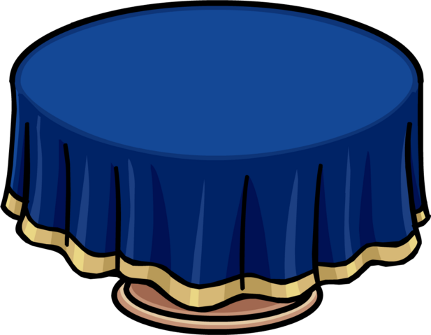 File:Formal Table furniture icon.png