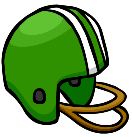File:Green Football Helmet clothing icon ID 1078.png