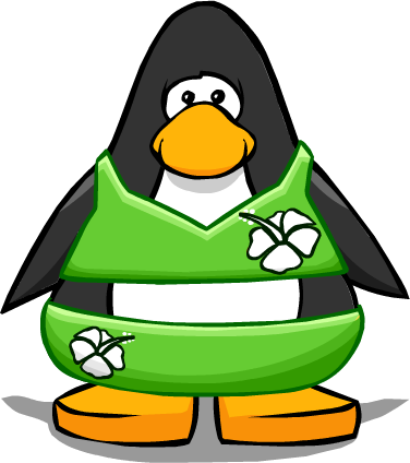 File:Green Flower Bikini from a Player Card.png