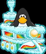 The Rainbow Zephyr on a Player Card