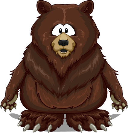 Bear Costume PC
