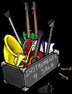 Music Catalog bin 2009