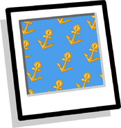 Anchors Aweigh Background Icon