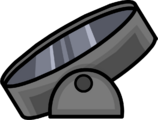 Searchlight furniture icon