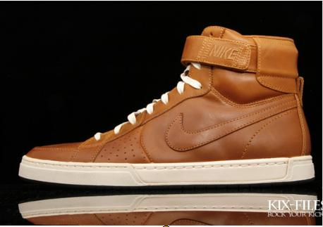 File:Brown Leather Nikes.jpg