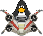 X-wing Costume PC