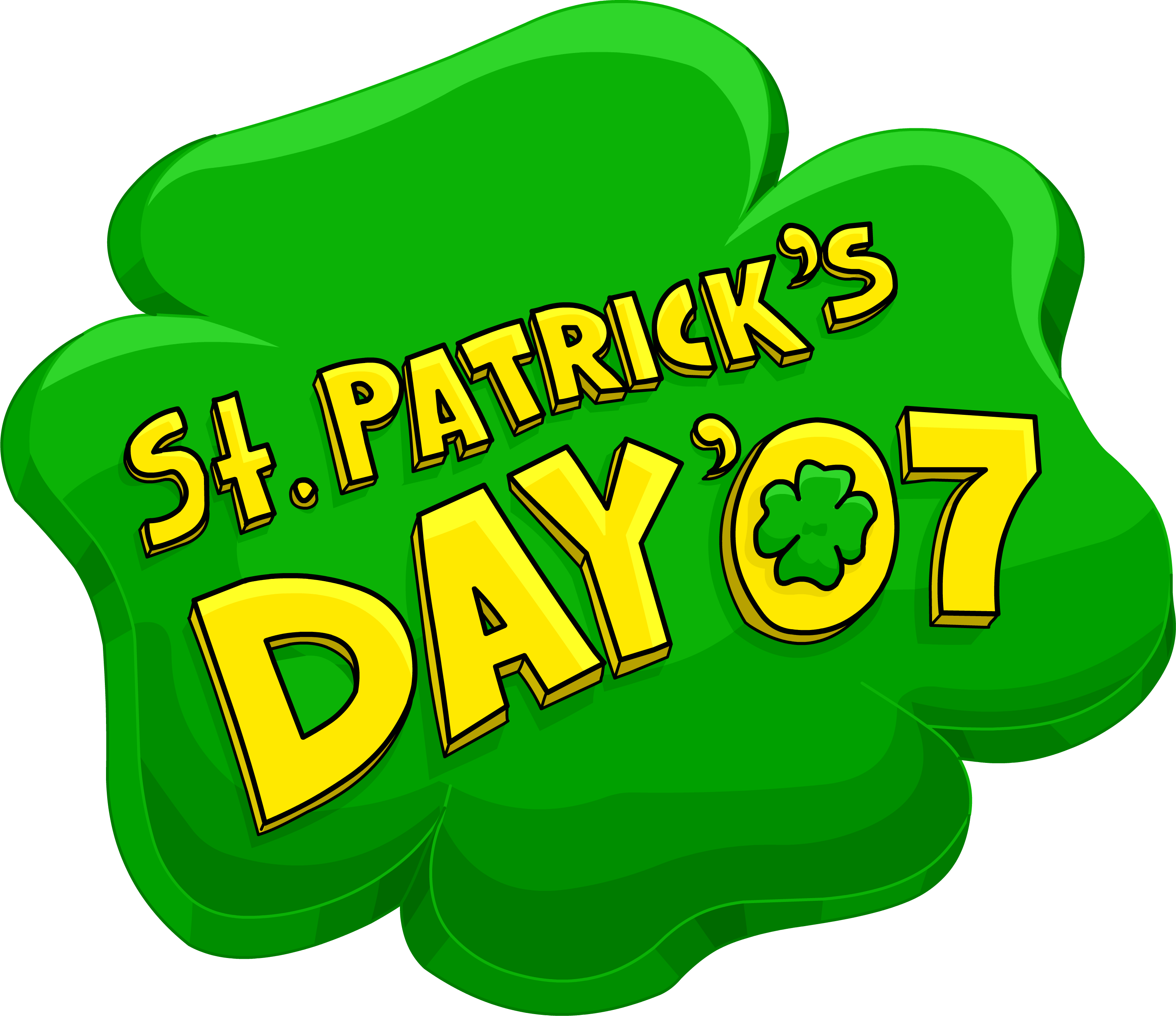 File:St. Patrick's Day Party 2007 logo.png