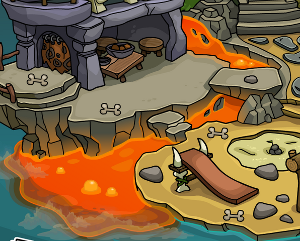 File:Lava at the Prehistoric Party.png