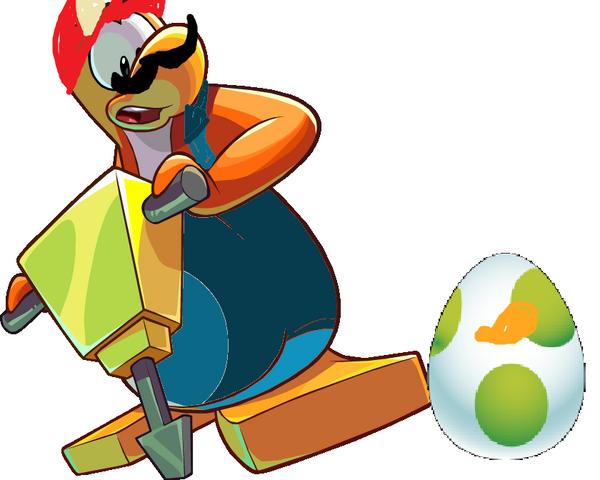 File:Penguin find yoshi egg.png