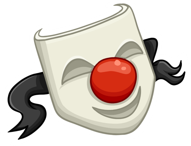 File:Red Nose Pin Icon.png