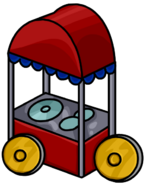 Snack Stand furniture icon ID 573