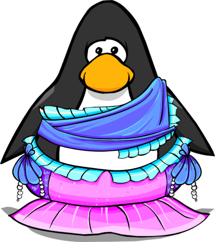 File:Blue Mermaid Costume on a Player Card.png