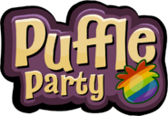 Puffle Party 2013 Logo