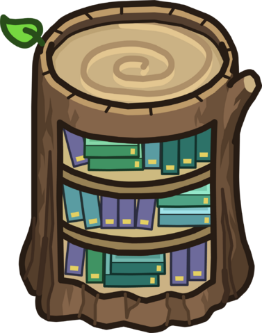 File:Stump Bookcase icon.png