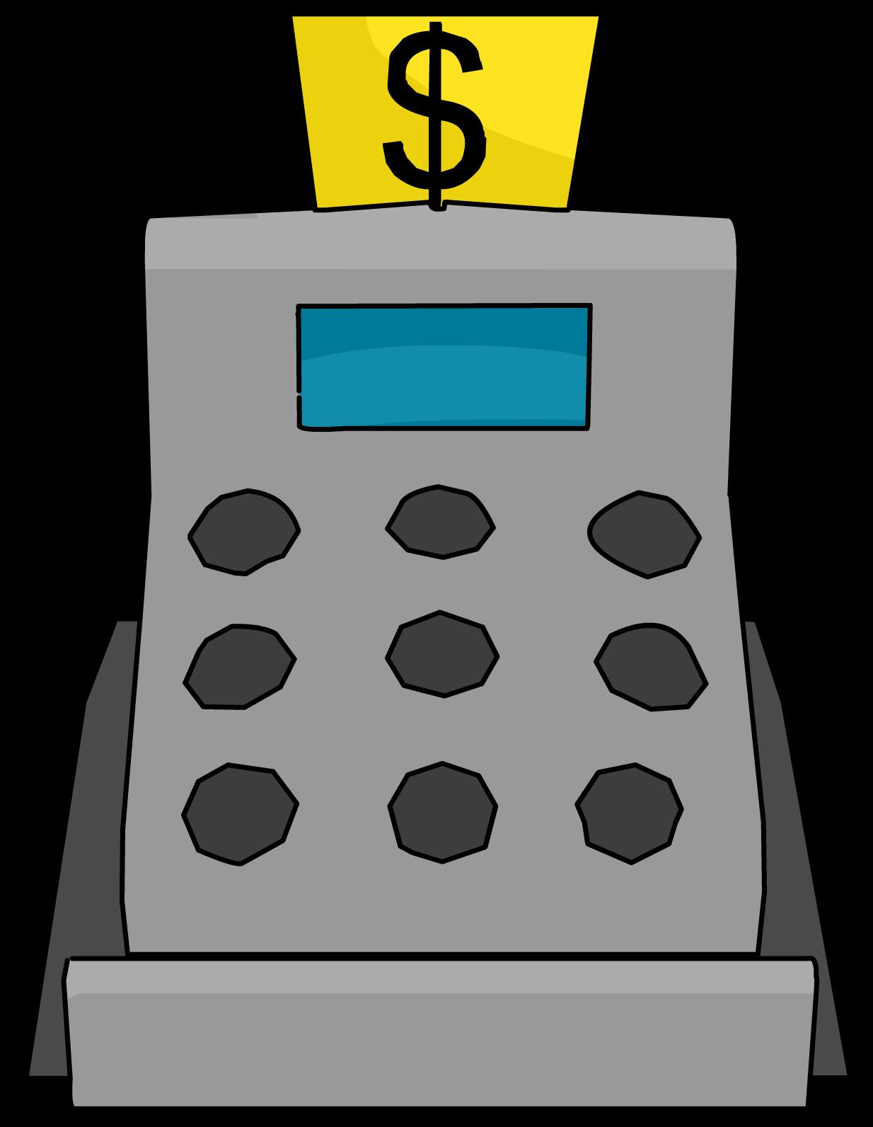Cash Register | Club Penguin Wiki | Fandom powered by Wikia