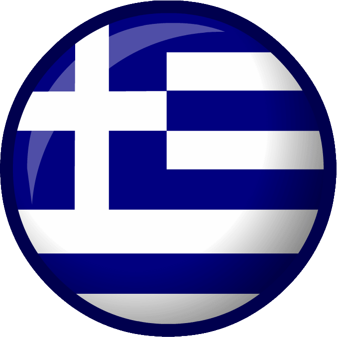 Greece Badge