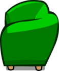 Green Couch sprite 003