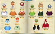 Muppets Passport Catalog