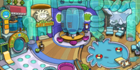 Puffle Play Zone