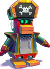 Rockhopper Bot malfunctioned