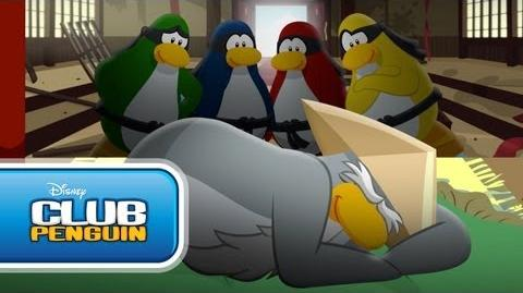 Never Wake a Sleeping Sensei A Club Penguin Short