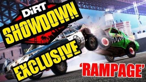 Rampage, Yokohama - DiRT Showdown Exclusive Gameplay (Xbox 360)