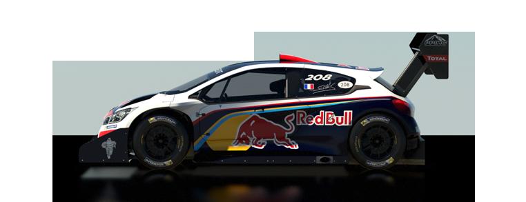 DiRT Rally Peugeot 208 T16 Pikes Peak