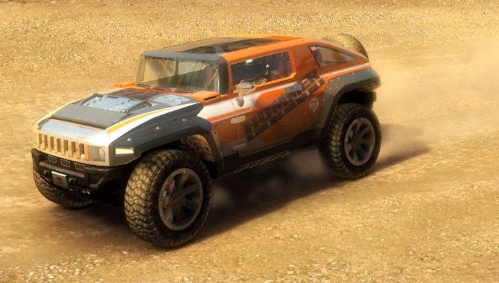 Hummer hx 1