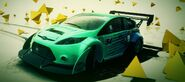 Dirt3 Ford Fiesta OMSE Hillclimb Special CarViewer