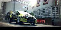 Ford Fiesta Rallycross