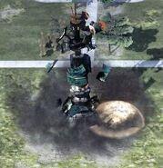 TW Tiberium Spike Destroy