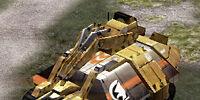 Mobile construction vehicle (Tiberium Wars)