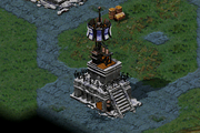 RA2 Mayan Pyramid Ingame