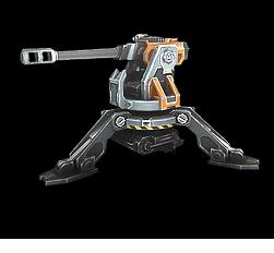 Gen2 EU Cannon Turret